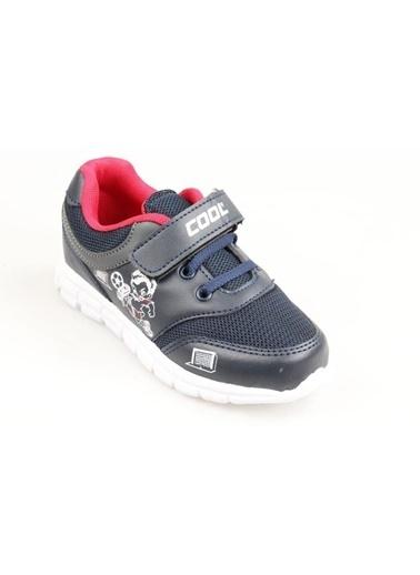 Cool Erkek Bebe Günlük Rahat Spor Ayakkabı Lacivert
